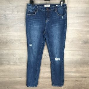 PACSUN Women's Low-Rise Skinniest Jeans